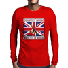 British Country Music- Written In Blood Mens Long Sleeve T-Shirt