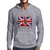 British Country Music - Written With Blood Mens Hoodie