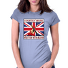 British Country Music - Written With Blood Womens Fitted T-Shirt