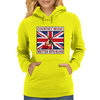British Country Music - Written With Blood Womens Hoodie