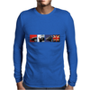 British Icon - The E-Type Mens Long Sleeve T-Shirt