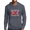 British Music Written With Blood Mens Hoodie