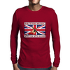 British Music Written With Blood Mens Long Sleeve T-Shirt
