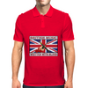 British Music Written With Blood Mens Polo
