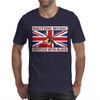 British Music Written With Blood Mens Tee
