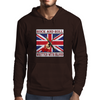 British Rock And Roll - Written in Blood Mens Hoodie