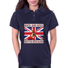 British Rock And Roll - Written in Blood Womens Polo
