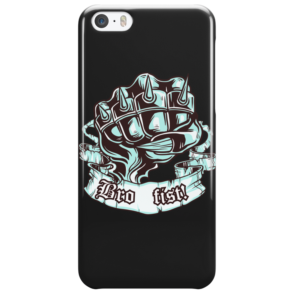 Bro fist Phone Case