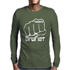 Brofist - PewDiePie' Stephano Funny Mens Long Sleeve T-Shirt