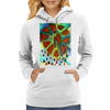Broken Heart Poison Tears Womens Hoodie