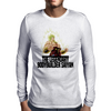 Broly The Legendary Bodybuilder Saiyan Mens Long Sleeve T-Shirt