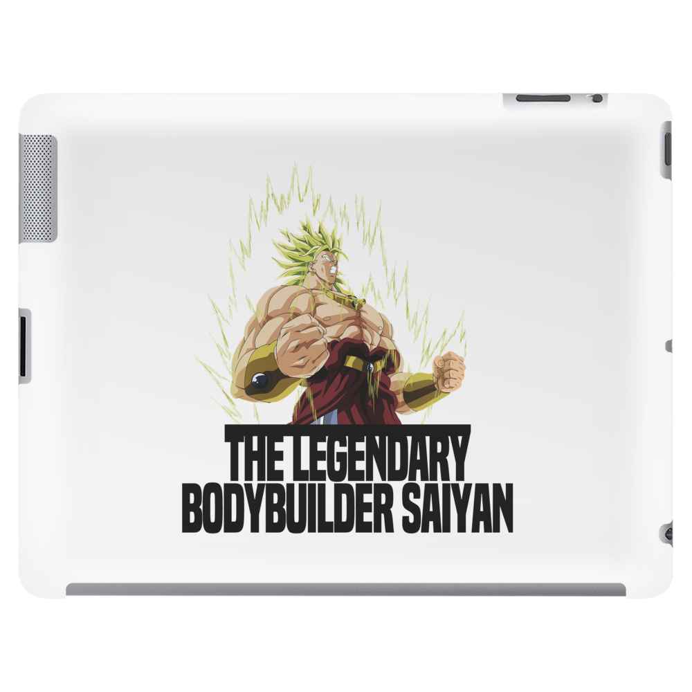 Broly The Legendary Bodybuilder Saiyan Tablet (horizontal)