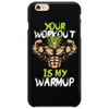 broly's gym Phone Case