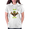 broly's gym Womens Polo