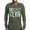 Brooklyn Mens Long Sleeve T-Shirt