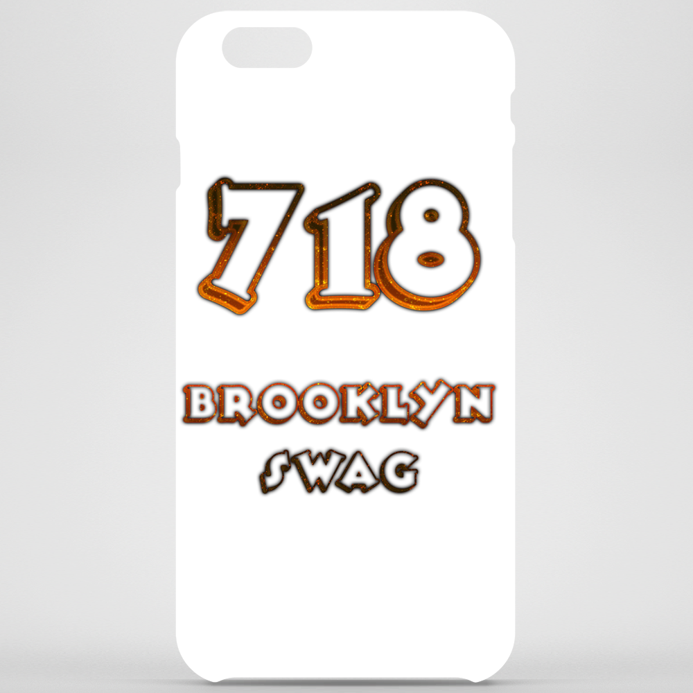 Brooklyn Swag Phone Case