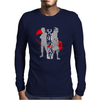 Brotherly Friendship Mens Long Sleeve T-Shirt