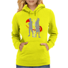 Brotherly Friendship Womens Hoodie