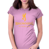 BROWNING FISHING Womens Fitted T-Shirt