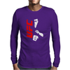 Bruce Lee Family UFC Mens Long Sleeve T-Shirt