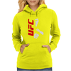 Bruce Lee Family UFC Womens Hoodie