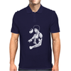 Bruce Lee Mens Polo