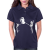 Bruce Lee Portrait Poster Womens Polo