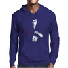 Bruce Lee The Dragon Awaits Mens Hoodie