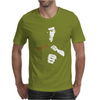 Bruce Lee The Dragon Awaits Mens T-Shirt