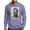 Bruce Willis  Illustration Mens Hoodie
