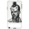 Bruce Willis  Illustration Phone Case