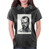 Bruce Willis  Illustration Womens Polo