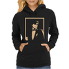 Bryan Ferry On Stage Womens Hoodie
