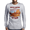 Bryce Canyon - The Sentinel Mens Long Sleeve T-Shirt