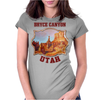 Bryce Canyon - The Sentinel Womens Fitted T-Shirt