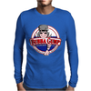 Bubba Gump Shimp Circular Mens Long Sleeve T-Shirt