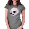 Bubblegum Pink by Rouble Rust Womens Fitted T-Shirt