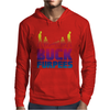 Buck Furpees Burpees WOD Workout Fitness Exercise Funny - Copy - Copy Mens Hoodie
