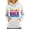 Buck Furpees Burpees WOD Workout Fitness Exercise Funny - Copy - Copy Womens Hoodie