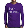 Buck Furpees Mens Long Sleeve T-Shirt