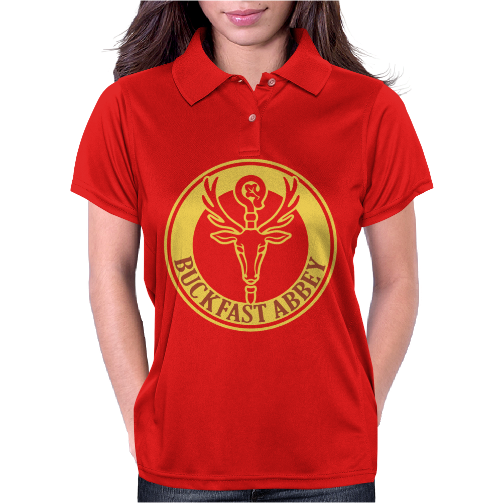 BUCKFAST ABBEY Womens Polo
