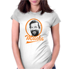 Bud Spencer Mücke 63 Vintage Womens Fitted T-Shirt
