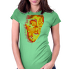 Buddah I Womens Fitted T-Shirt