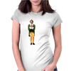Buddy the Elf Christmas Womens Fitted T-Shirt