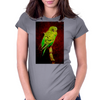 Budgie Womens Fitted T-Shirt