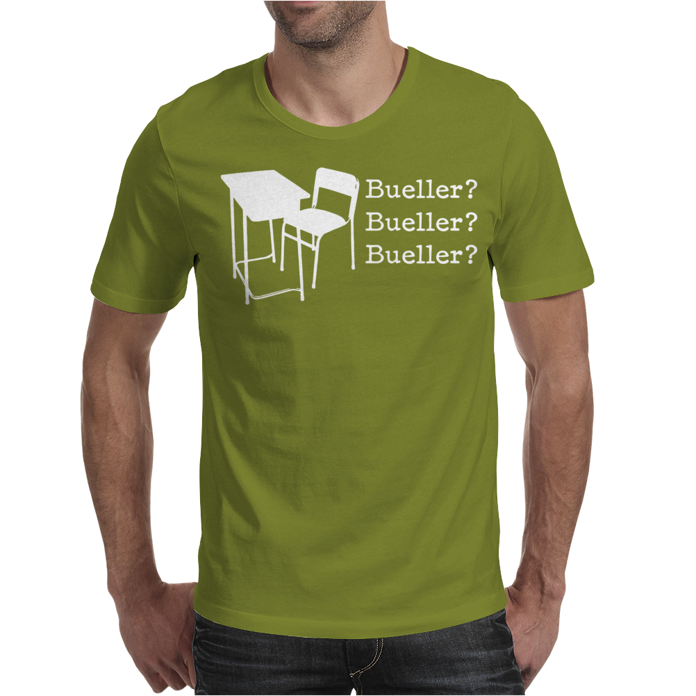 Bueller Mens T-Shirt