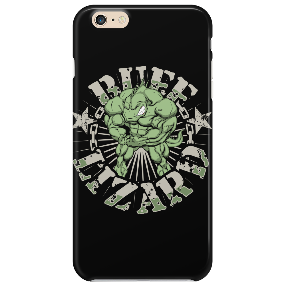 Buff Lizard Flex Phone Case