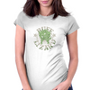 Buff Lizard Flex Womens Fitted T-Shirt