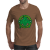 Buff Lizard Original Mascot Mens T-Shirt