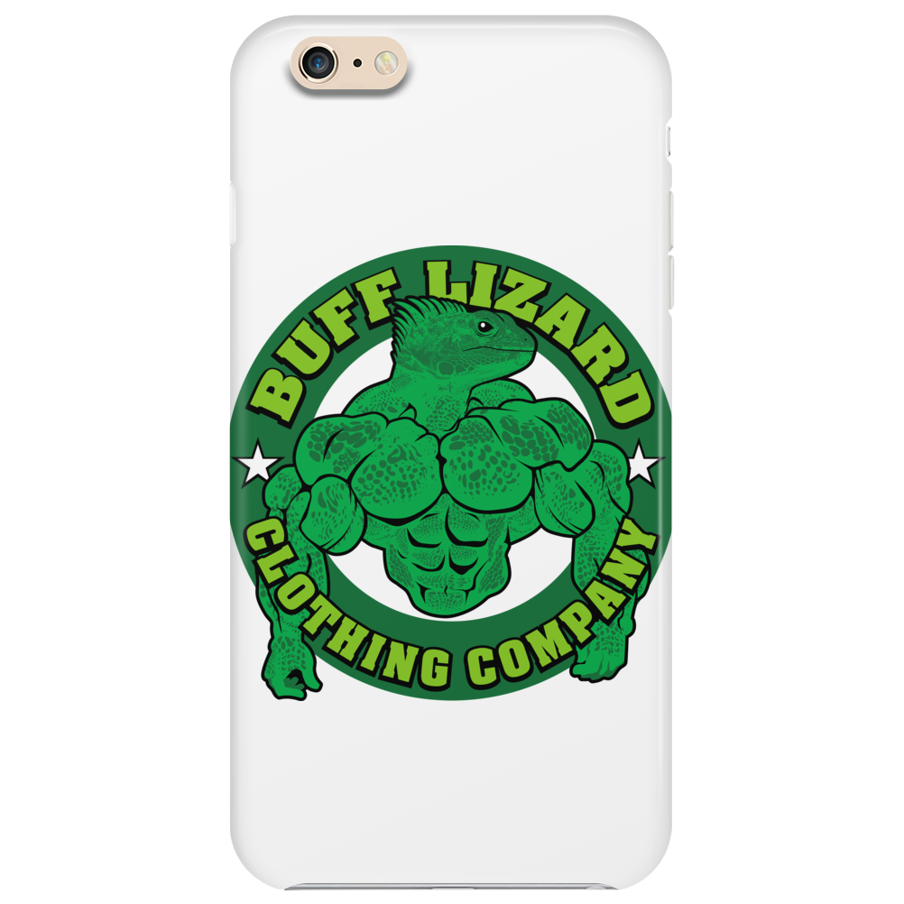 Buff Lizard Original Mascot Phone Case